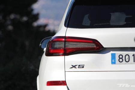 BMW X5 2019 faro trasero