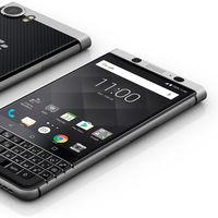 BlackBerry va por libre: la renovación de su KEYone mantendría la pantalla 3:2