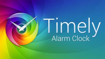 Timely 1.3 para Android, el popular despertador recibe por fin novedades tras su compra por Google