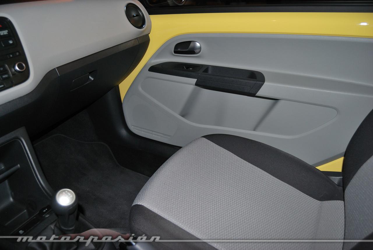 Foto de SEAT Mii (prueba) (60/63)