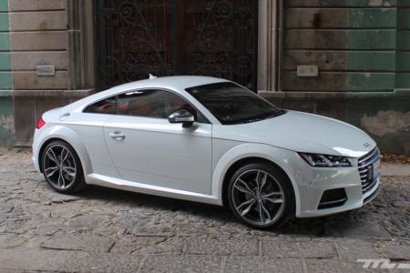 Probamos el Audi TTS 2016, perfecta combinación entre diversión y estilo en un gran coupé