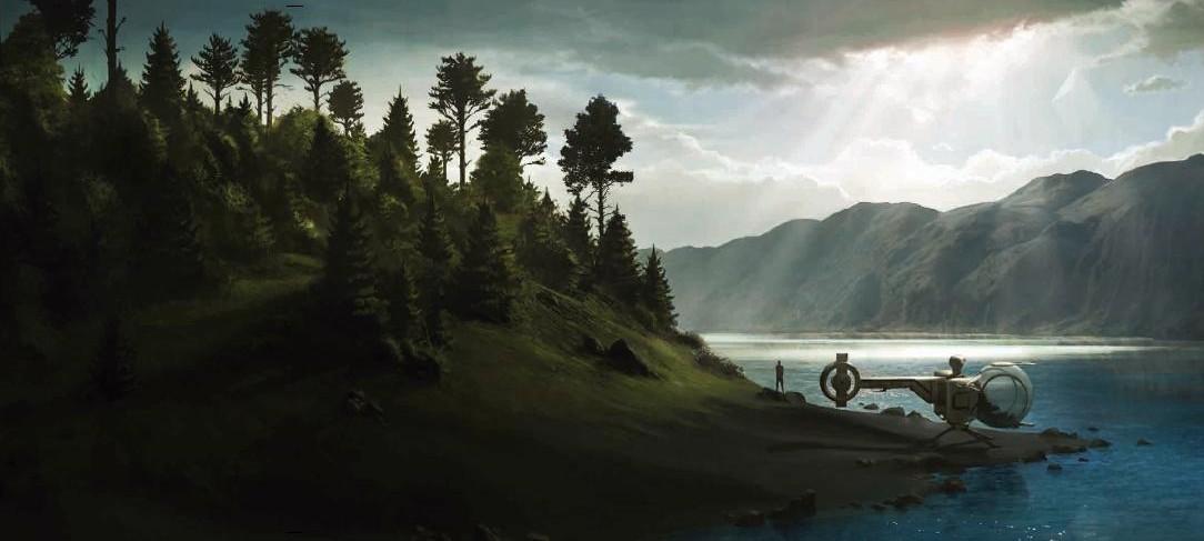 'Oblivion', imágenes del cómic