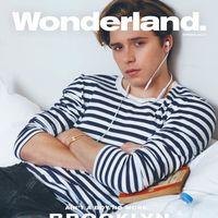 Brooklyn Beckham para Wonderland Magazine