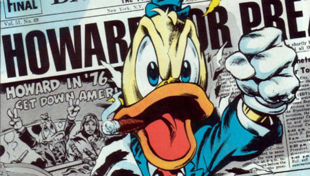 Howard el pato comic
