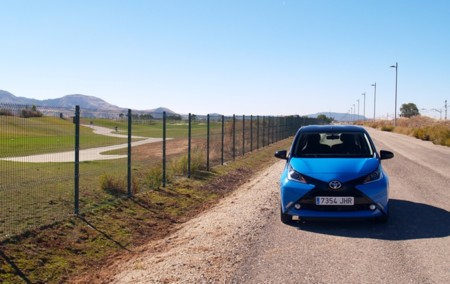 Toyota Aygo x-cite, prueba: motor y conducción