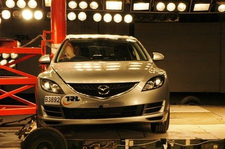 Mazda6 EuroNCAP