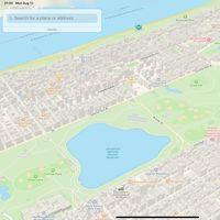 Los mapas mejorados de Apple empiezan a estar disponibles en Nueva York