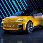Renault 5 Prototype, el regreso de un auto icónico, en formato eléctrico y con estética neo-retro