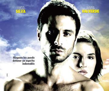 Póster y fotos de 'El hombre de arena', con Hugo Silva y María Valverde