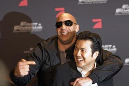 Justin Lin dirigirá 'Star Trek 3'