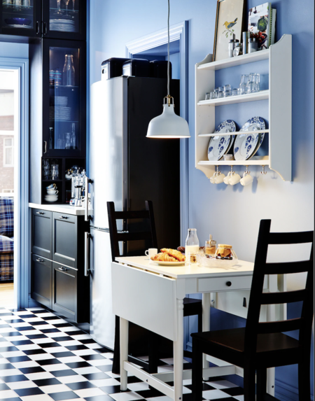 Cómo decorar una cocina pequeña para que sea un espacio coqueto y encantador según las tendencias de Pinterest