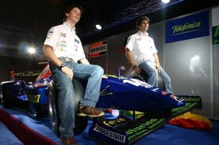 Presentación del equipo Repsol Racing Engineering en Oviedo