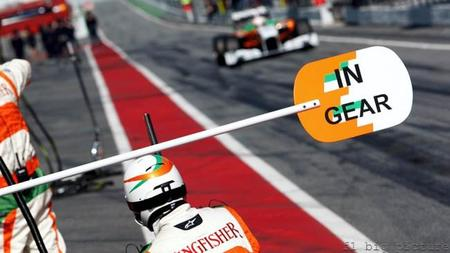 Force India no tiene prisa por anunciar a sus pilotos para 2013