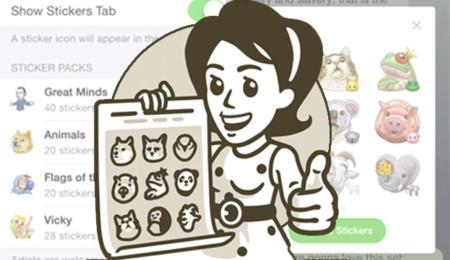 La comunicación no verbal según Telegram: el retorno del sticker
