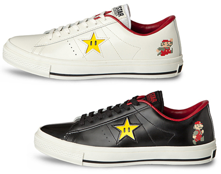 Zapatillas Converse One Star Ox de Super Mario Bros