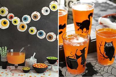 13 indispensables para una fiesta de Halloween con amigos