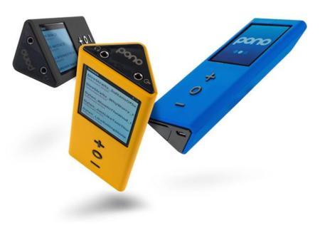 PonoPlayer quiere convertirse en el nuevo iPod de los audiófilos