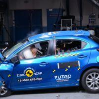 Resultados Euro NCAP abril 2015: Fiat 500X, Mazda2, Renault Espace y Suzuki Vitara