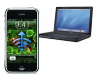 Conecta tu portátil mediante la conexión a internet de tu iPhone