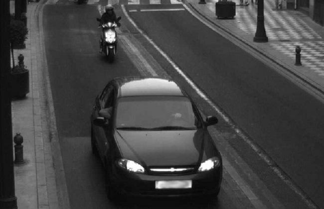 multas tráfico