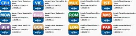 Lonely Planet ofrece 12 guias de viaje para iPhone gratuitamente por tiempo limitado