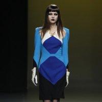 Ana Locking en la Cibeles Madrid Fashion Week Otoño-Invierno 2011/2012