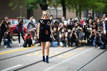 El street style de la MFW: ¿qué se lleva por las calles de Milán?