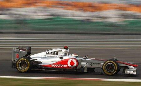 GP de India F1 2011: Lewis Hamilton acepta su sanción