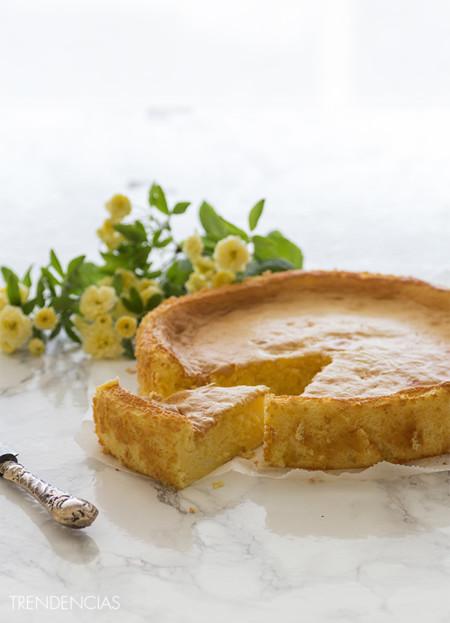 Cheesecake japonés. Receta