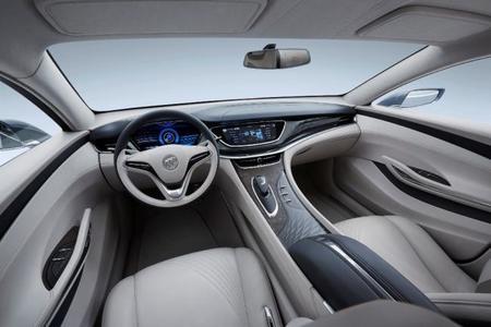 Buick Avenir Concept 2015 (17)