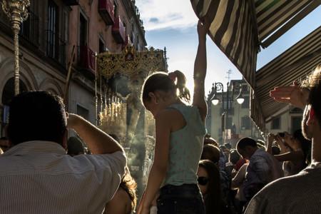"""""""No conozco a casi nadie que pueda ganarse la vida con la fotografía"""", Manuel Ibáñez, creador de 'Sevilla Remembrance'"""