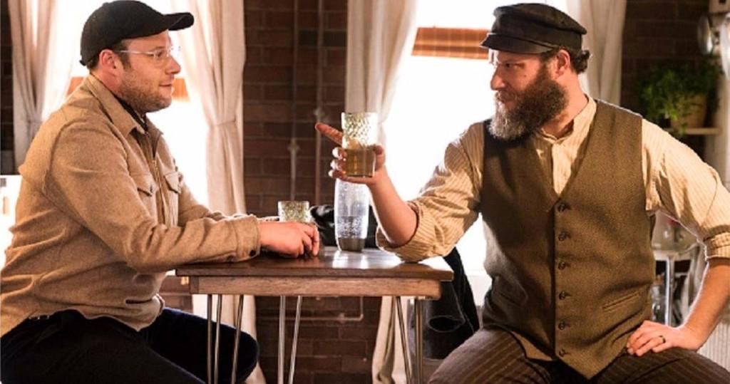 Tráiler de 'An American Pickle': Seth Rogen por partida doble en la primera película de HBO Max