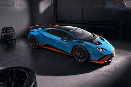 Lamborghini Huracan Sto 19