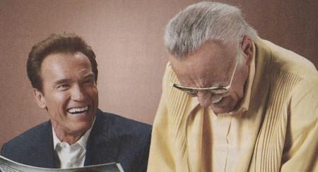 Arnold Schwarzenegger rendirá homenaje a Stan Lee convirtiéndose en un superhéroe de guardería en una serie animada para Amazon