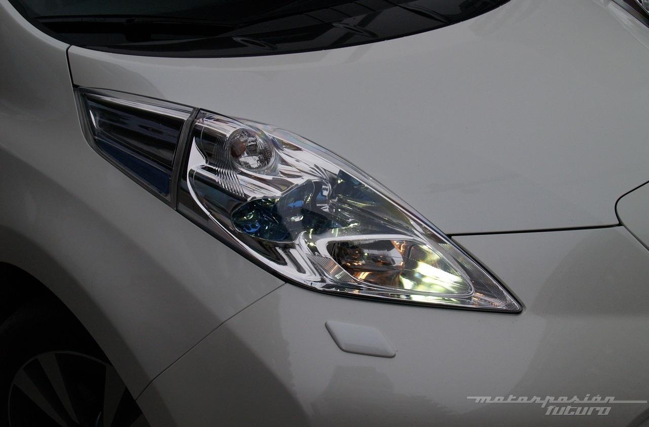 Foto de Nissan LEAF 2013 (presentación) (29/39)
