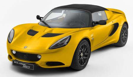 Lotus Elise Edición 20 Aniversario