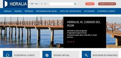Hidralia en Andalucía: ´jamás hemos cortado el agua a nadie que no pueda pagarla`