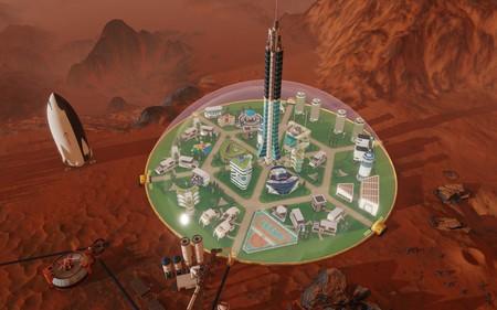 Surviving Mars muestra la colonización del planeta rojo en su nuevo tráiler [GC 2017]