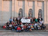 Segunda concentración nacional de Opel Zafira en Madrid