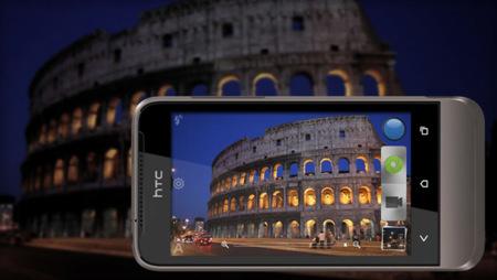 HTC One V fotos