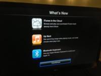 El Apple TV recibe también una actualización, ya es posible conectar un teclado bluetooth