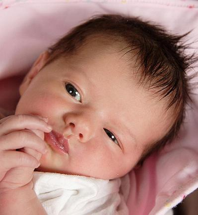 la inteligencia del bebe