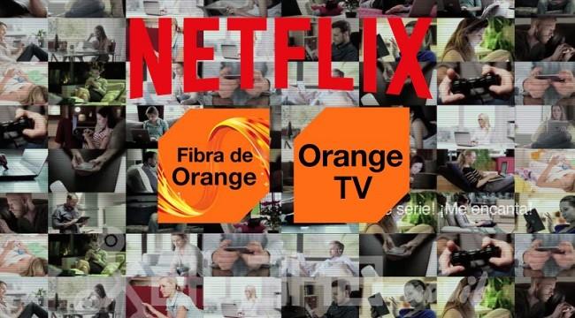 Orange TV con Netflix