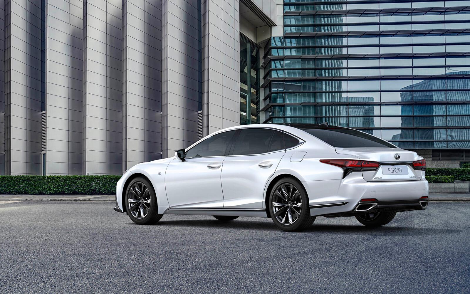 Foto de Lexus LS 500h 2021 (4/14)