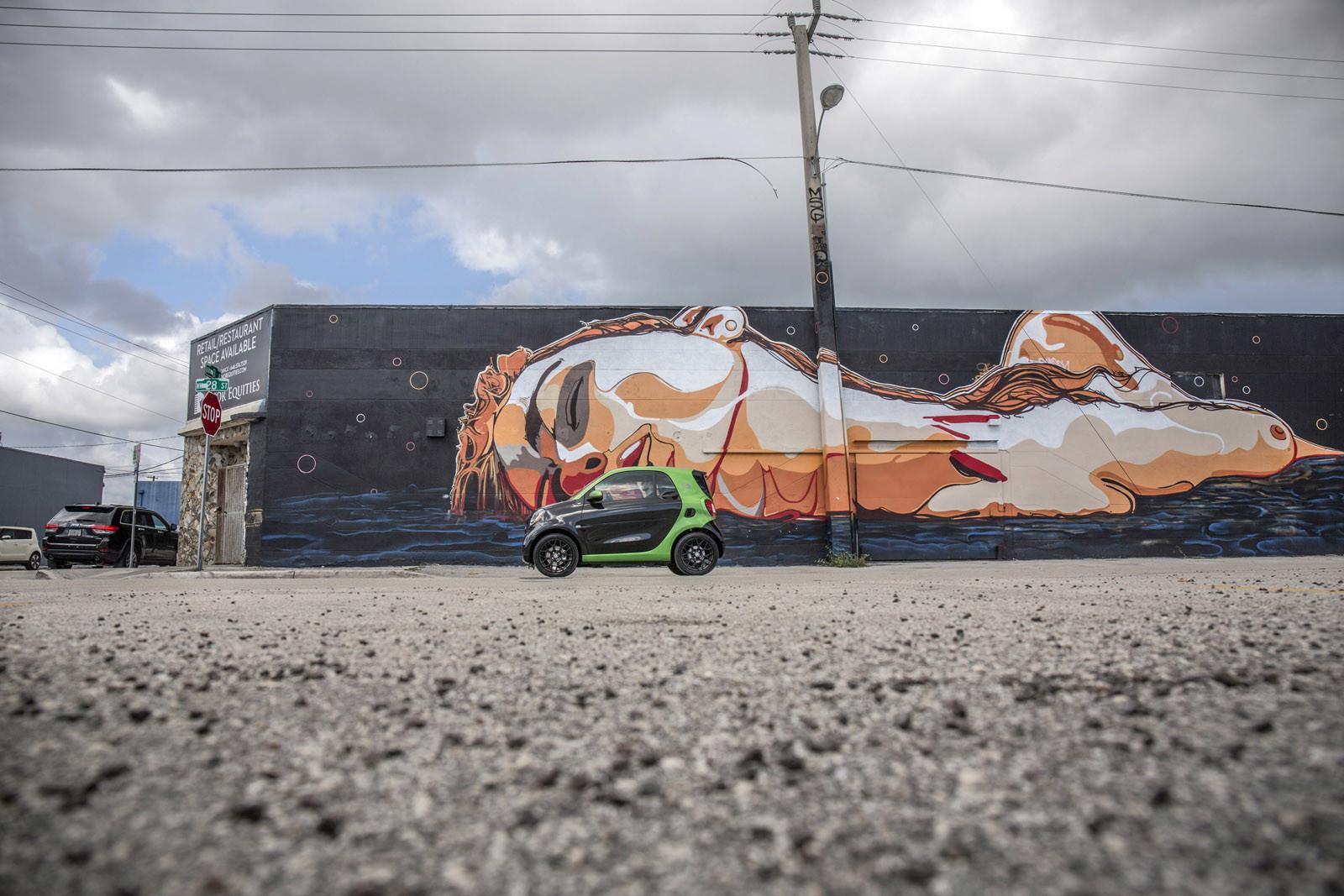 Foto de smart fortwo Electric Drive, toma de contacto (241/313)