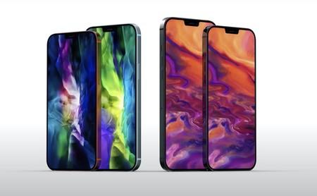 El iPhone 12 Pro tendrá bordes planos, notch reducido y biseles mucho más estrechos, según filtraciones