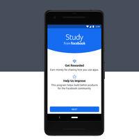 Privacidad a cambio de dinero: Facebook lanza otro programa para que le abramos la puerta a los datos de nuestros smartphones