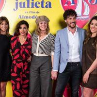El estilo de las cuatro actrices de Julieta en el estreno en Barcelona