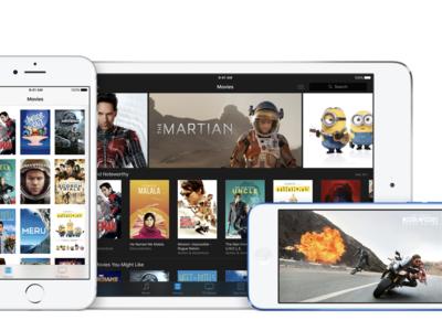 La venta y el alquiler de vídeo en iTunes está en caída libre, y la culpa no es tanto de Netflix como de Amazon