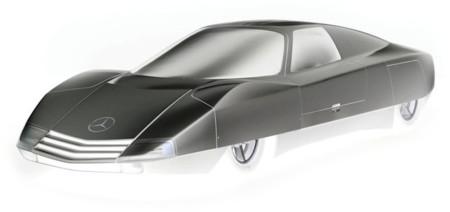 Mercedes Benz C 111 Concept